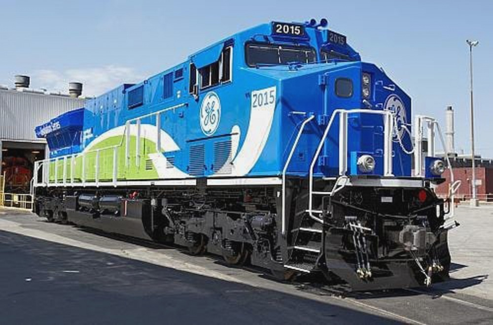 ETQ Reliance QMS software for manufacturing with Ge wabtec locomotive