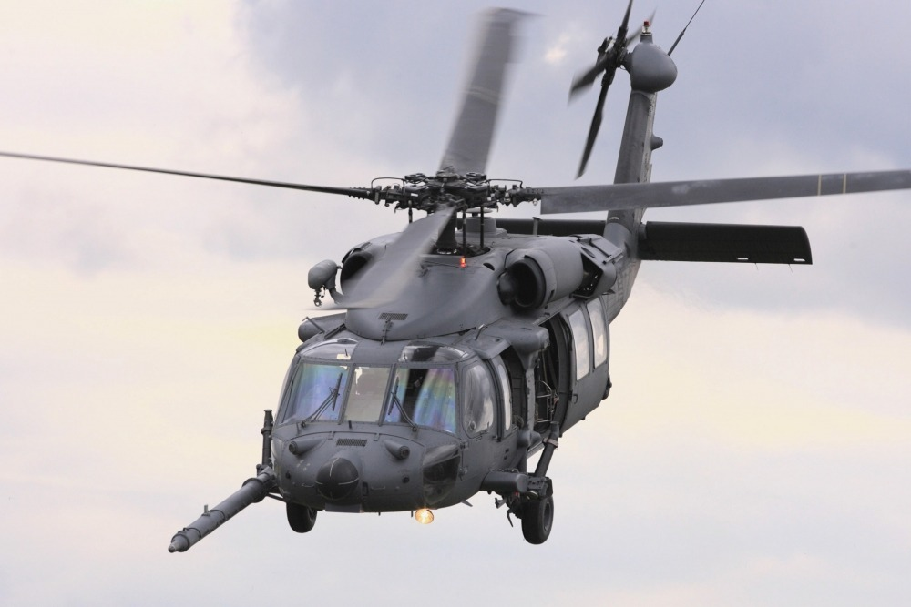ETQ Reliance defense quality management system helicopter in air