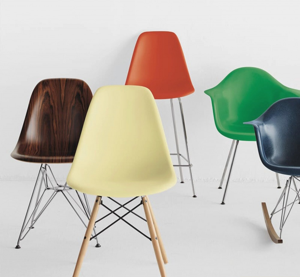 ETQ Reliance consumer products quality management system colorful Herman Miller eames chairs